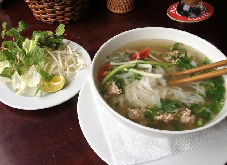 Découverte de la gastronomie vietnamienne