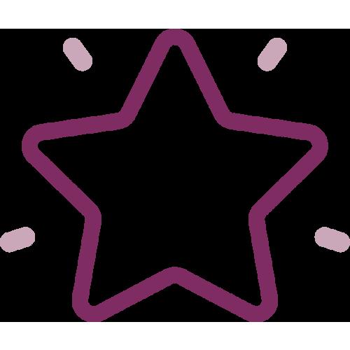 Une star