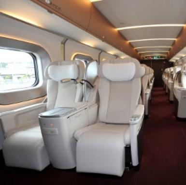 voyage japon train Shinkansen