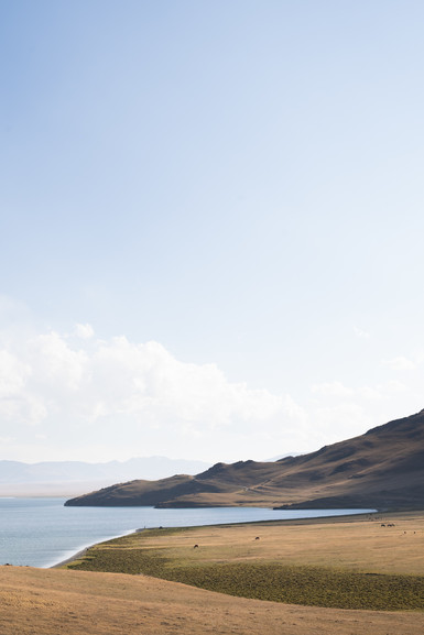Song Kul, au Kirghizistan