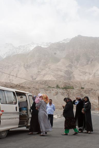 Routes du Xinjiang