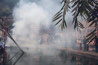 Festivités du nouvel an au Guizhou