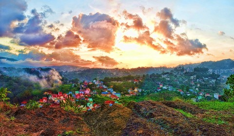 Manille - Baguio