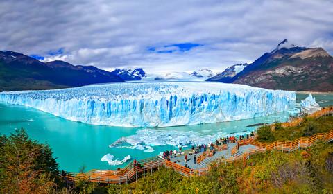 Nibepo Aike / Perito Moreno