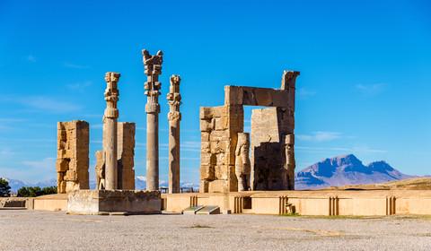 Chiraz - Persépolis - Chiraz