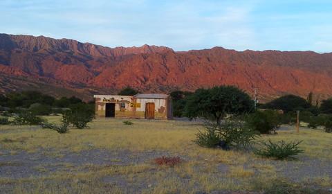 Cachi - Molinos - Quebrada de las Flechas - Cafayate