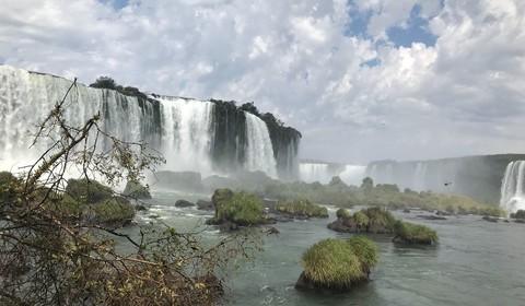 Chutes d'Iguaçu - départ Bonito