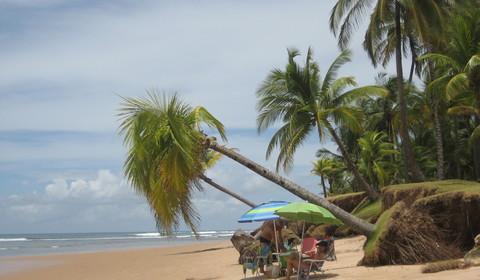 Séjour balnéaire péninsule de Maraú