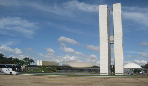 Départ Suisse, à destination de Brasilia