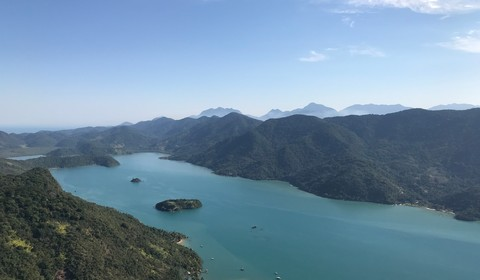 Fjord de Mamanguá
