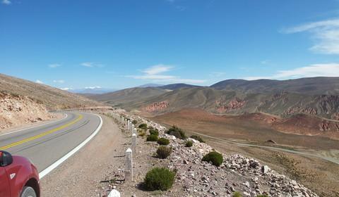 Salta - Parc National Los Cardones - Cachi