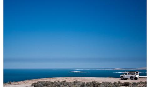 Bahía Bustamante - Puerto Deseado (480 km // 7 à 8 heures)