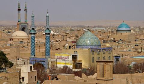 Ispahan - Yazd