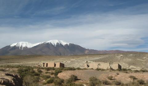 Salta - San Antonio de los Cobres (170 km // 4 à 5 heures)