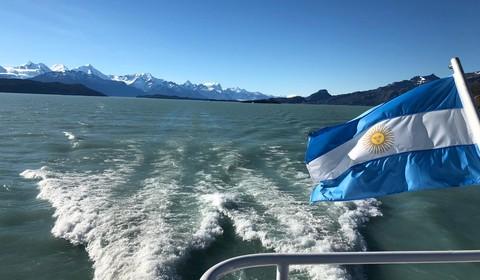 Nibepo Aike  / Lago Argentino