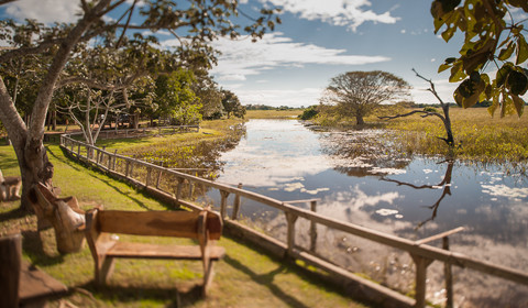 Chapada dos Guimarães - Pantanal