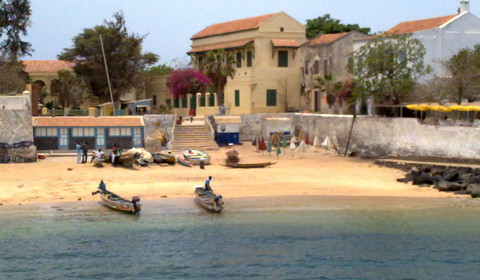 Lac Rose - Gorée - Dakar