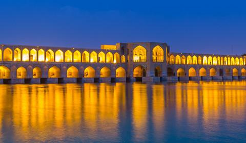 Téhéran - Ispahan