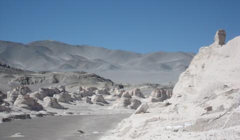 El Peñon - Piedra Pomez - Laguna Grande - El Peñon