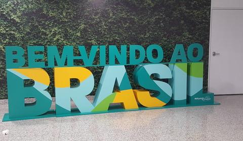 Sao Paulo - Cuiaba - Amazonie sud
