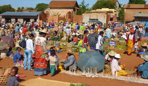 Fianarantsoa - Ambalavao - Ranohira