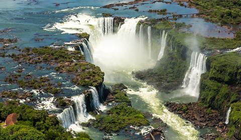 Rio de Janeiro - Foz do Iguaçu