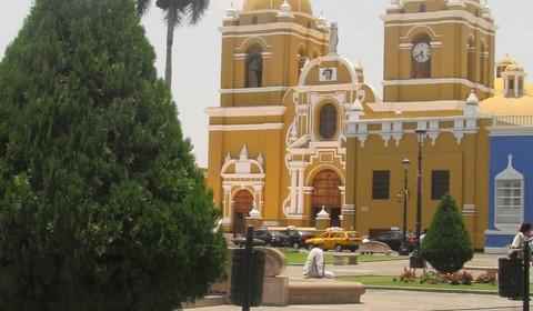Huanchaco - Trujillo - Lima, retour