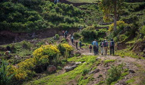 Cusco - Acomayo - Wakra Pukara