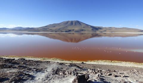San Pedro de Atacama - San Pedro de Quemez (Bolivie)