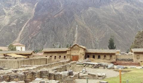 Huchuy Qosqo - Lamay - Ollantaytambo