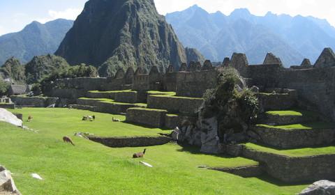 Aguas Calientes - Machu PIcchu - Cusco
