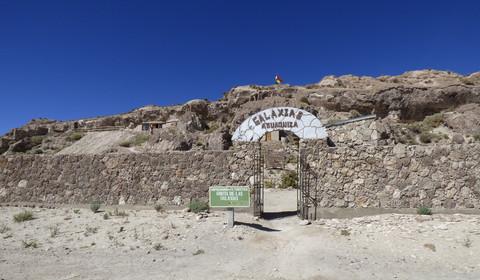San Pedro de Quemez - Uyuni