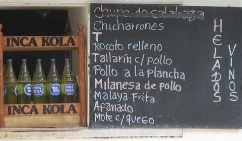 Tucumé - Chiclayo - Chongoyape
