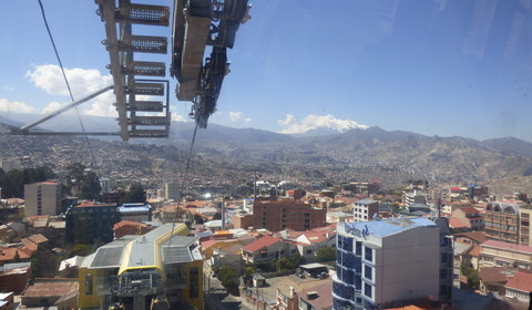 Uyuni - La Paz