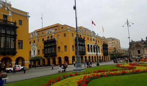 Cusco - Lima