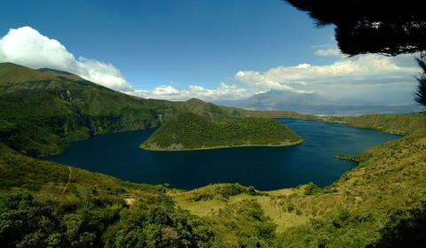 Quiroga – Peguche - Otavalo