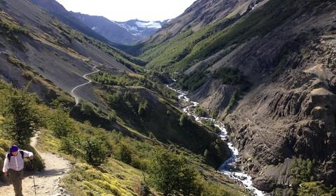 Los Cuernos Trail -  16km-7h