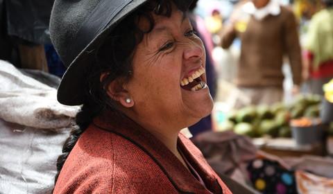 Quito - Otavalo - Communauté Locale à Quiroga/Régions des Lacs