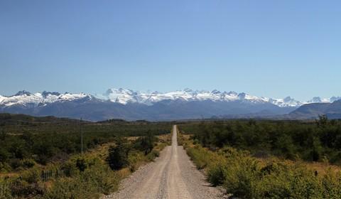 Parc National Torres del Paine, départ