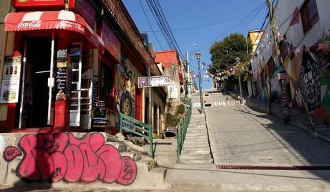 Santiago du Chili - Côte Pacifique - Santiago du Chili