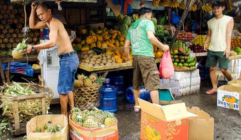 Banaue - Manille