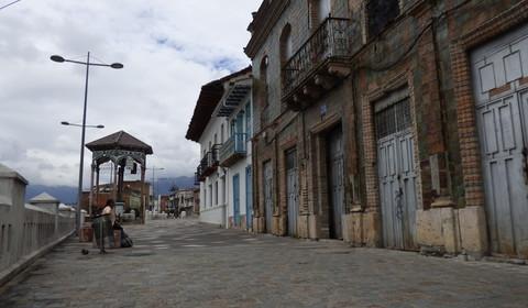 Cuenca - Las Cajas - Guayaquil