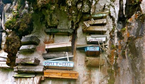 Sagada - Bontoc - Banaue