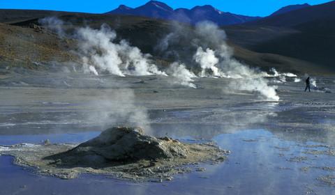San Pedro de Atacama - Santiago du Chili