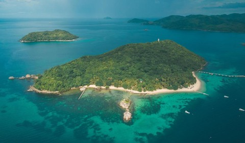 Manille – Taytay – Flower Island