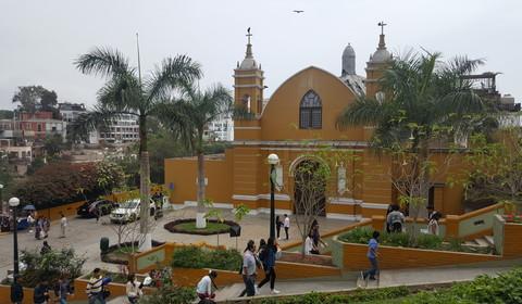 Lima, retour