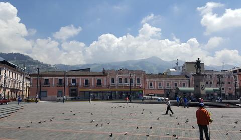Voyage Suisse - Quito
