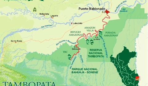 Lima - Forêt Amazonienne