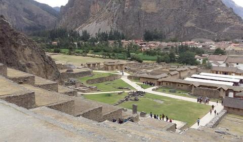 Cusco - Vallée Sacrée  // Aguas Calientes
