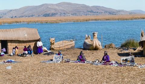 Puno - Lac Titicaca